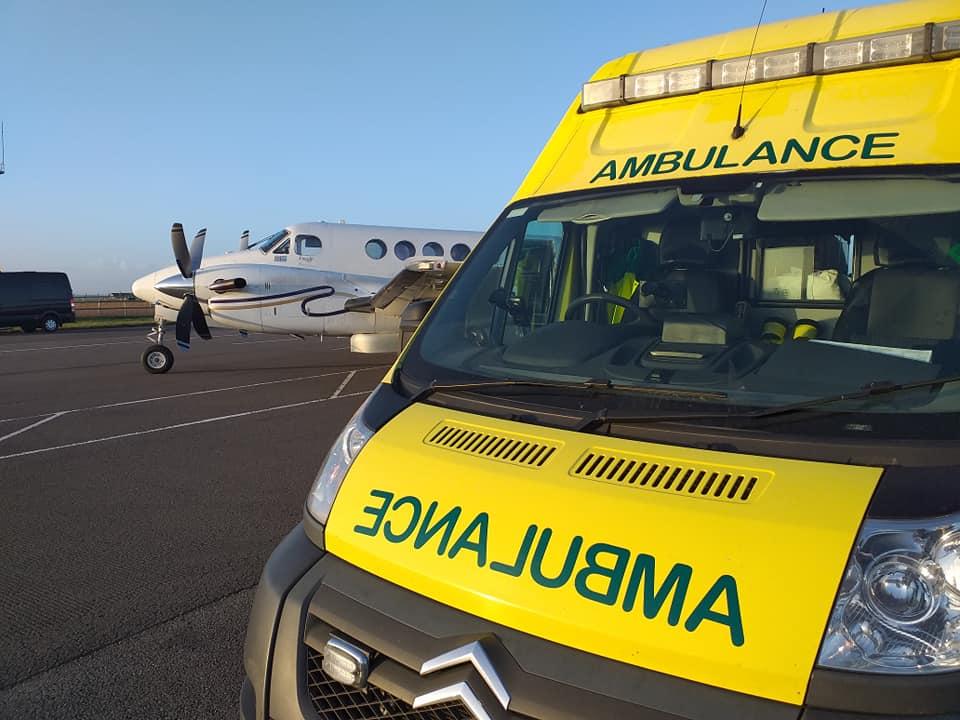 private ambulance service medical repatriation