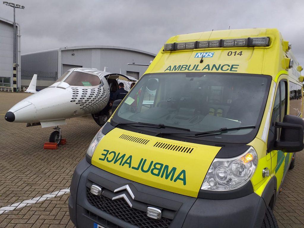medical repatriation services
